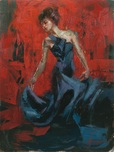 Henry Asencio Art Henry Asencio Art The Dancer