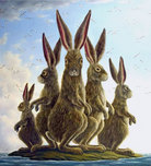 Robert Bissell Art Robert Bissell Art The Exiles