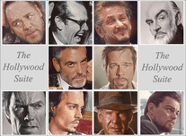 Kruger Fine Art Kruger Fine Art The Hollywood Suite (10 prints)