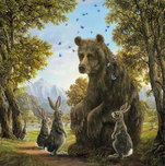 Robert Bissell Robert Bissell The Oracle (unframed)