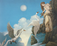 Michael Parkes Art Michael Parkes Art The Source (Deluxe)
