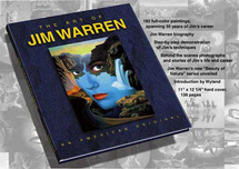 Fine Art Books Fine Art Books The Art of Jim Warren