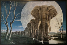 Robert Bissell Robert Bissell The Mission (Framed)