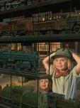 Bob Byerley Bob Byerley The Train Shop Window