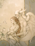 Michael Parkes Art Michael Parkes Art There Must be an Angel