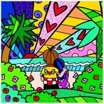 Romero Britto Art Romero Britto Art Tomorrow