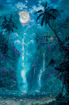 Artist James Coleman Artist James Coleman Tropical Dream (20x30)