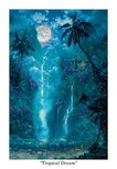 Artist James Coleman Artist James Coleman Tropical Dream (24x36)