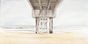 Phillip Anthony Phillip Anthony Under the Boardwalk (SN) (Gallery Wrapped)