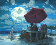 Artist James Coleman Artist James Coleman Under the Moonlight