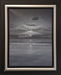 Phillip Anthony Phillip Anthony Untitled (Sunrise) (Original) (Framed)