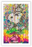 Tom Everhart prints Tom Everhart prints Up Town Art Lady Bubble Bath (PP)