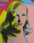 James Gill James Gill Veronica Lake Yellow