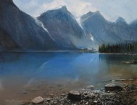 Peter Ellenshaw Peter Ellenshaw View at Lake