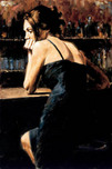 Fabian Perez Fabian Perez Wondering at Las Brujas