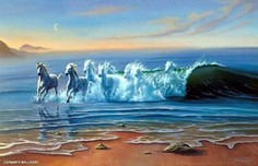 Jim Warren Fine Art Jim Warren Fine Art Wild Waters