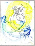 Tom Everhart prints Tom Everhart prints Wishful Thinking No. 14 (Framed)