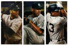 Stephen Holland Stephen Holland Yankee Triple Threat
