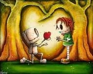 Fabio Napoleoni Fabio Napoleoni You Can Have  Every Bit of it (PP) - Framed