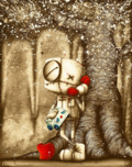 Fabio Napoleoni Fabio Napoleoni Your Voice Makes My Heart Sing - Metal Art Print