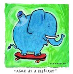 Matt Rinard Matt Rinard Agile as an Elephant
