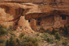 Robert Peters Robert Peters  Ancient Empire, Mesa Verde (SN)
