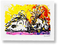Tom Everhart prints Tom Everhart prints Blow Dry
