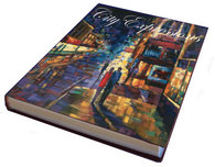 Michael Flohr Art Michael Flohr Art City Expressions, Hand Signed Fine Art Book