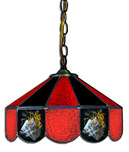 Michael Godard Art & Prints Michael Godard Art & Prints Poker Lamp - Burning BlackJack 14