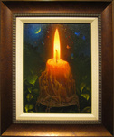 Victor Bregeda Victor Bregeda Candle Lovers (15 x 11.75)