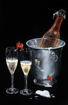 Michael Godard Art & Prints Michael Godard Art & Prints Champagne Kiss (AP)