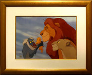 50% Off Schimmel, Bylerey & More 50% Off Schimmel, Bylerey & More The Circle of Life (Framed)