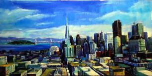 Michael Flohr Art Michael Flohr Art City by the Bay