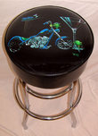 Michael Godard Art & Prints Michael Godard Art & Prints Bar Stool - Custom Martini
