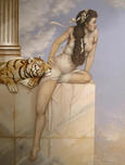Michael Parkes Art Michael Parkes Art Danae