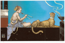 Michael Parkes Art Michael Parkes Art Dusk