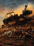 Terry Redlin Terry Redlin Evening Harvest