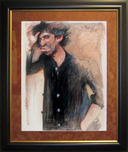 Kruger Fine Art Kruger Fine Art Excuse Me Keef - Keith Richards (Original Painting)