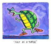 Matt Rinard Matt Rinard Fast as a Turtle