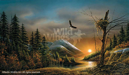 Terry Redlin Terry Redlin Flying Free