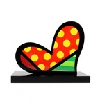 Romero Britto Art Romero Britto Art For You II (Sculpture)