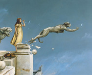 Michael Parkes Art Michael Parkes Art Gargoyles (Large)