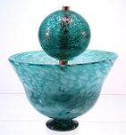 Tranquility Glass Fountains Tranquility Glass Fountains Globe Fountain