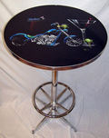 Michael Godard Art & Prints Michael Godard Art & Prints Bar Table - Custom Martini