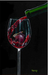 Godard Martini Art Godard Martini Art Grape Bath (mini print)