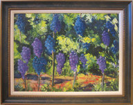 William Kelley William Kelley Grappola D'Uva (Grape Vines)