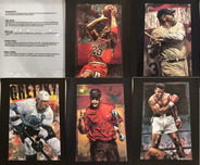 Stephen Holland Stephen Holland The Greatest Sports Icons Collection (unsigned)