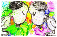Tom Everhart prints Tom Everhart prints My Brothers and Sisters Please (SN)
