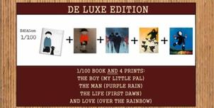 Fine Art Books Fine Art Books Out of the Shadows - Deluxe Edition Book and Prints