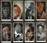 Kruger Fine Art Kruger Fine Art Kind of Blues Suite